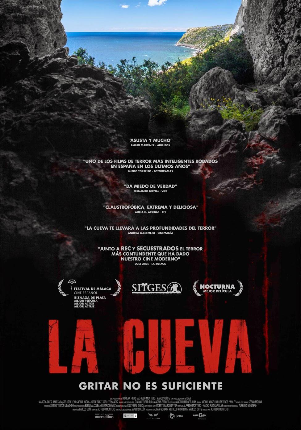 La cueva (aka In Darkness We Fall) (2014)