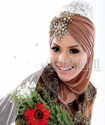 +Tudung+Bawal Senarai Semak Fesyen dan Gaya Tudung untuk Perkahwinan ...