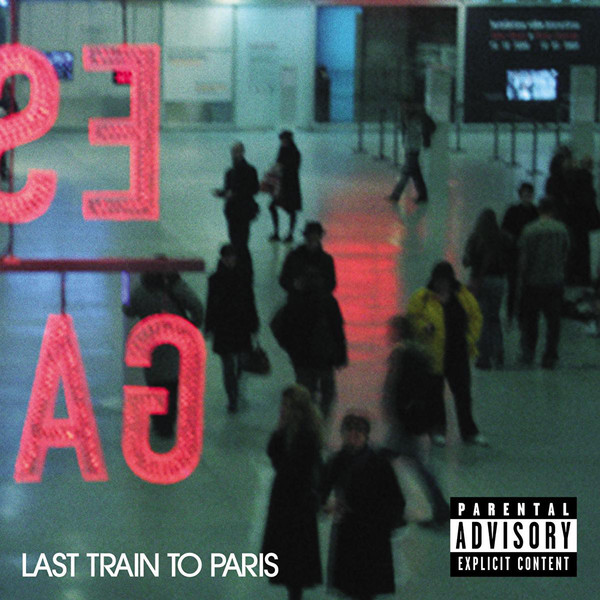Diddy - Dirty Money - Last Train to Paris [Album + Digital Booklet] Cover