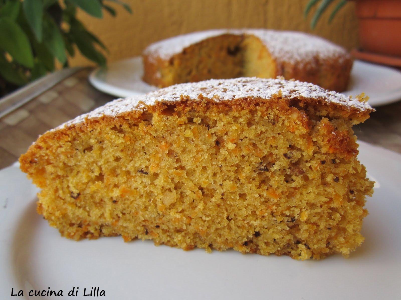 La cucina di Lilla (adessosimangia.blogspot.it): Dolci: Torta di ...