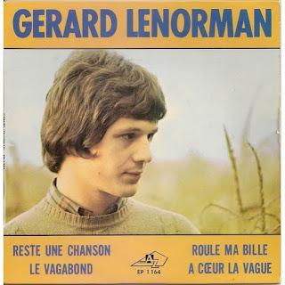 Gérard Lenorman - Reste une chanson (1968)