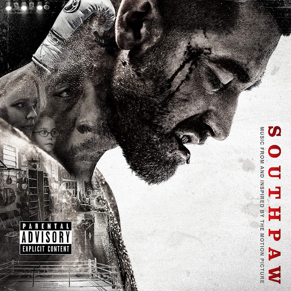 Various Artists - Southpaw (Music from and Inspired By the Motion Picture) Cover