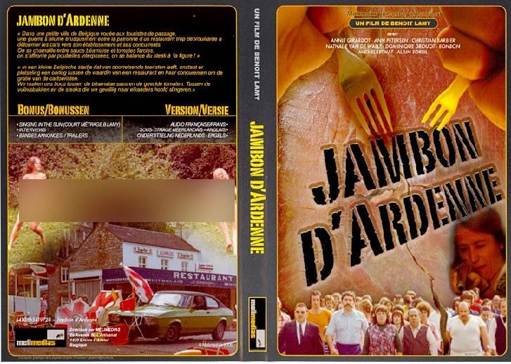 Арденнская ветчина / Jambon d'Ardenne / Ham and Chips.