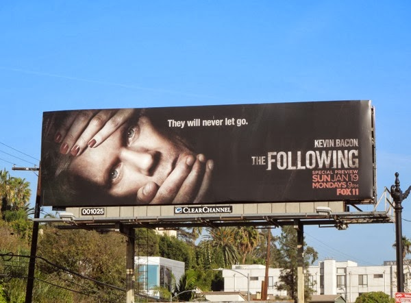 The Following season 2 billboard