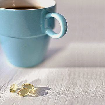 vitamins with coffee