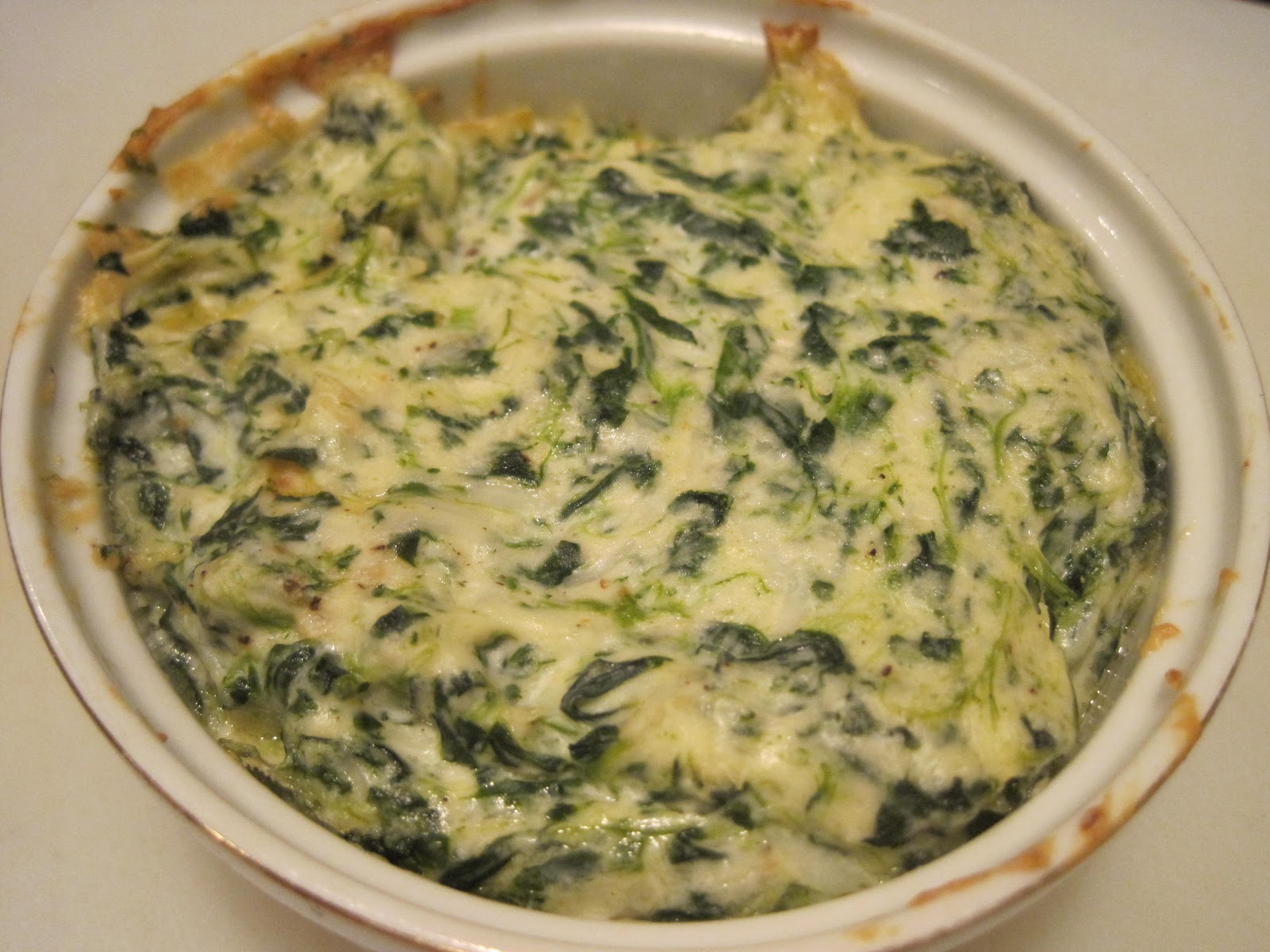 Recipes Re-Mixed: Spinach and Artichoke Dip with a Twist