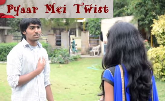 PYAAR MEI TWIST SHORT FILM POSTER