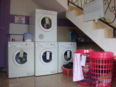 Bisnis laundry rumahan