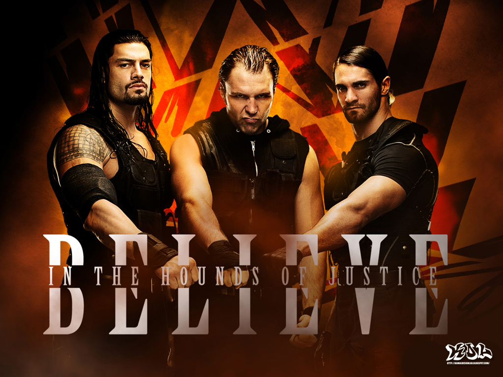 Roman Reigns And Dean Ambrose Wallpapers 51125 Trendnet