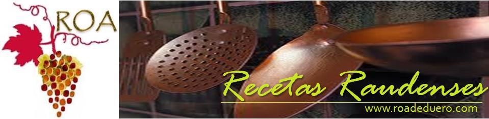 Recetas Raudenses -