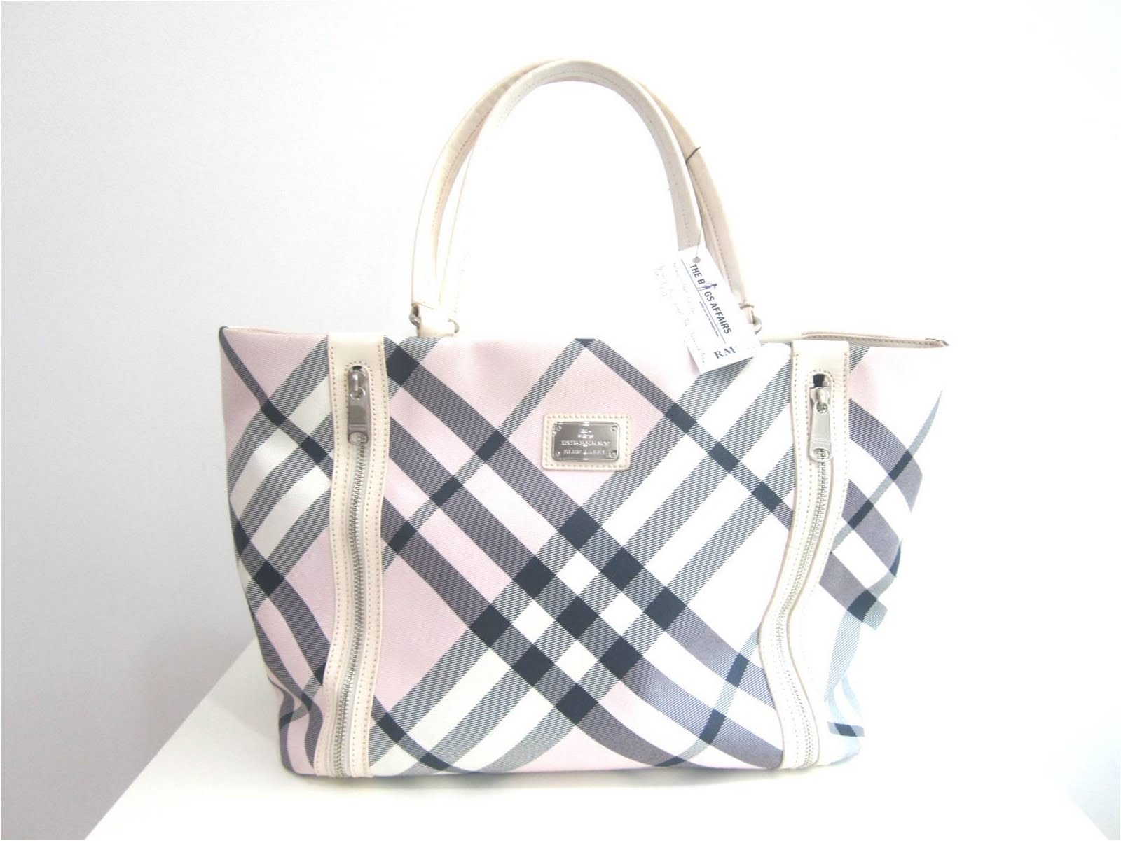 Burberry Blue Label Bag Japan8