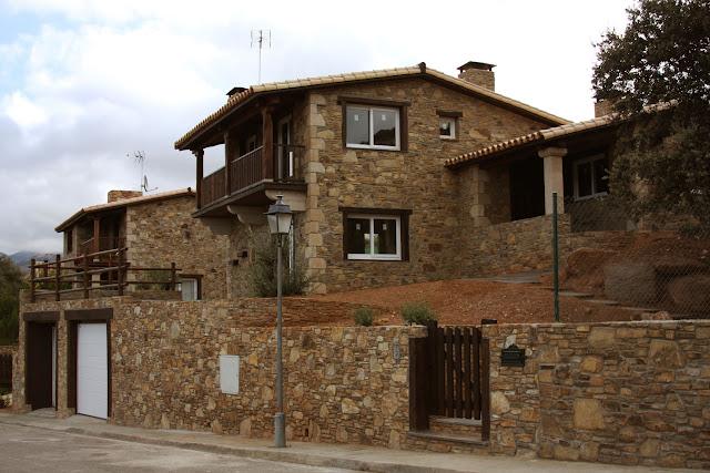 Dise os de casas rusticas planos de casas modernas - Diseno casa rustica ...