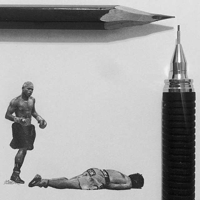 09-Floyd-Mayweather-vs-Manny-Pacquiao-closeup-Hash-Patel-ilovehash-Celebrity-Detailed-Micro-Miniature-Drawings-www-designstack-co