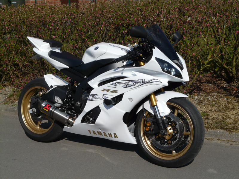 Kumpulan Foto Modifikasi Motor Yamaha Yzf