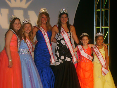 Miss IOwa Pageant, Teen, Princess,   National American Miss winners,  Lani Maples,  Breanne Maples,  Waterloo,  Five Sullivan Brothers Convention Center
