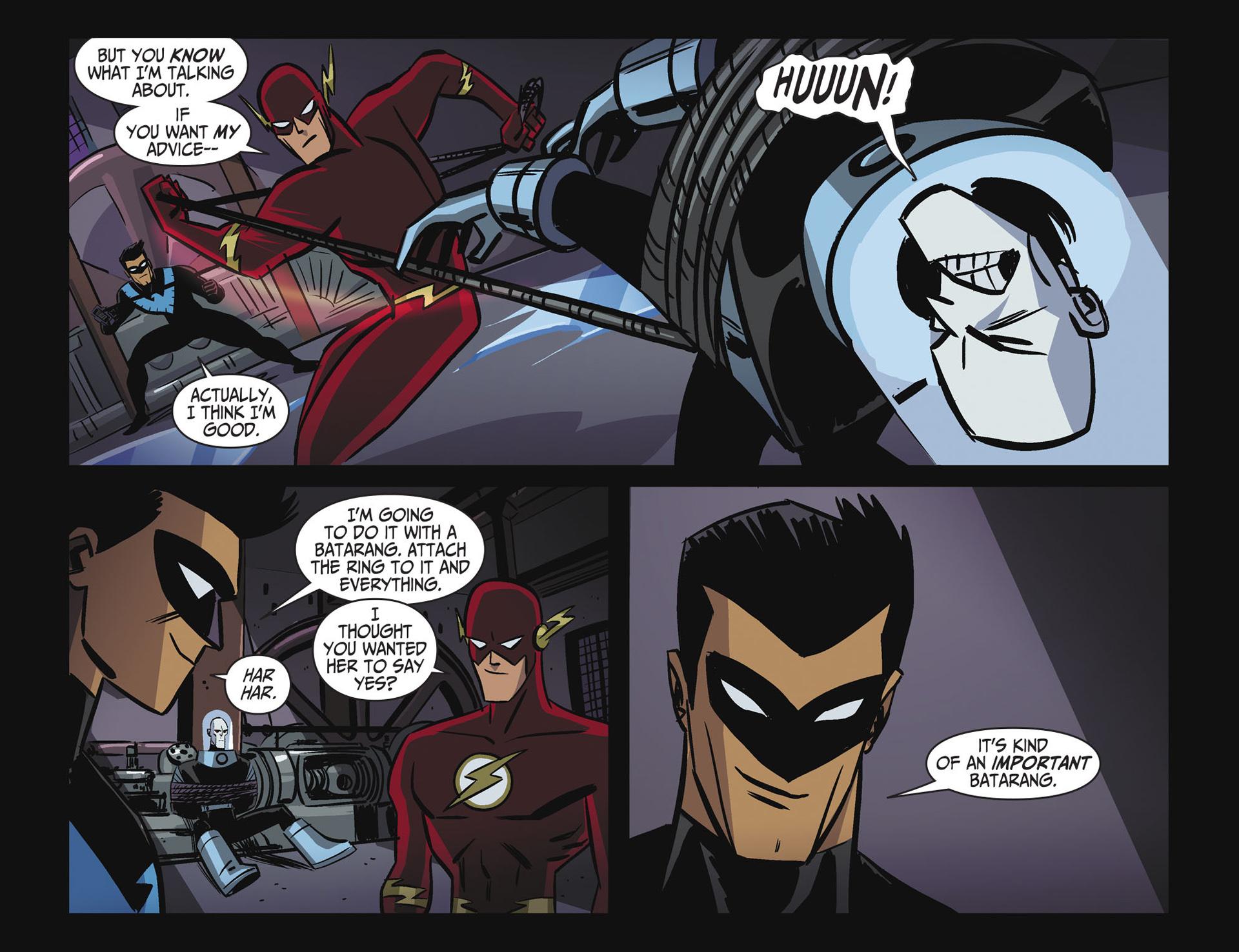 Batman Beyond 2.0 #16 #25 - English 10