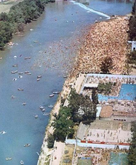 Las desaparecidas piscinas samoa for Piscina valladolid
