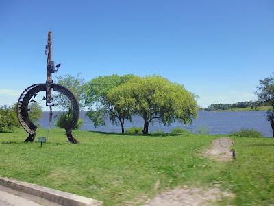 Represa Palmar, Pueblo Palmar, Recorriendo Uruguay, Viajar a Uruguay, Lugares para visitar en Uruguay, Lugares de Soriano, Turismo en Soriano, Pescar en Represa Palmar