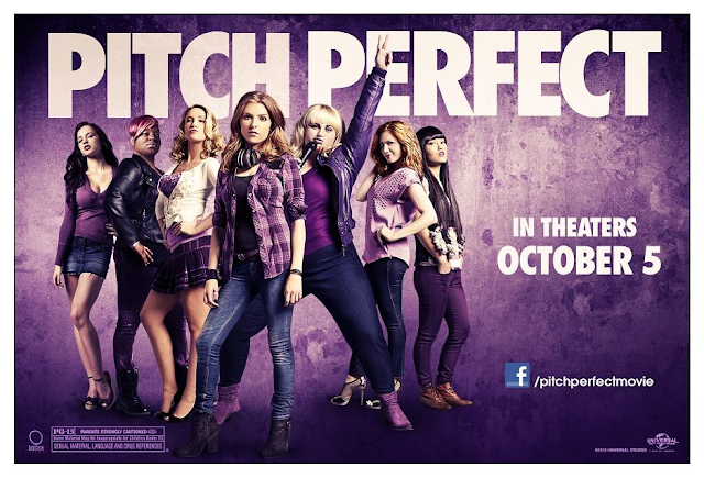 pitch perfect movie poster, pitch perfect, I'm gonna miss you when i'm gone, anna kendrick