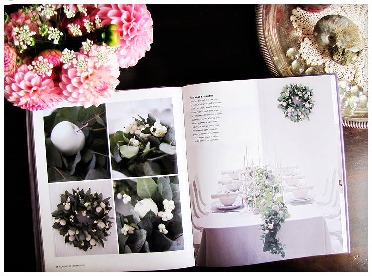 Its Definitely On The Floristy Side Of Flower Arranging With A Chapter Devoted To Wedding Bouquets And Buttonholes But Pretty Pictures Were Enough