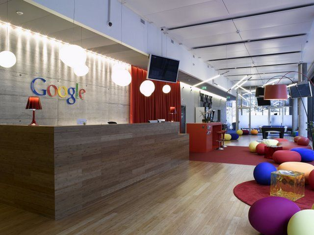 Googleplex - Zurich, Switzerland