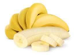 El plátano fuente de potasio