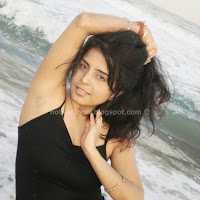 Prachee adhikari wet hot at beach