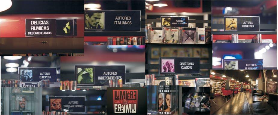 FILMOTECA LUMIÈRE & LUMIÈRE