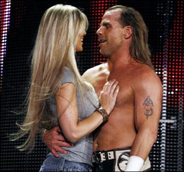 Shawn michaels entrada tema sexy chico