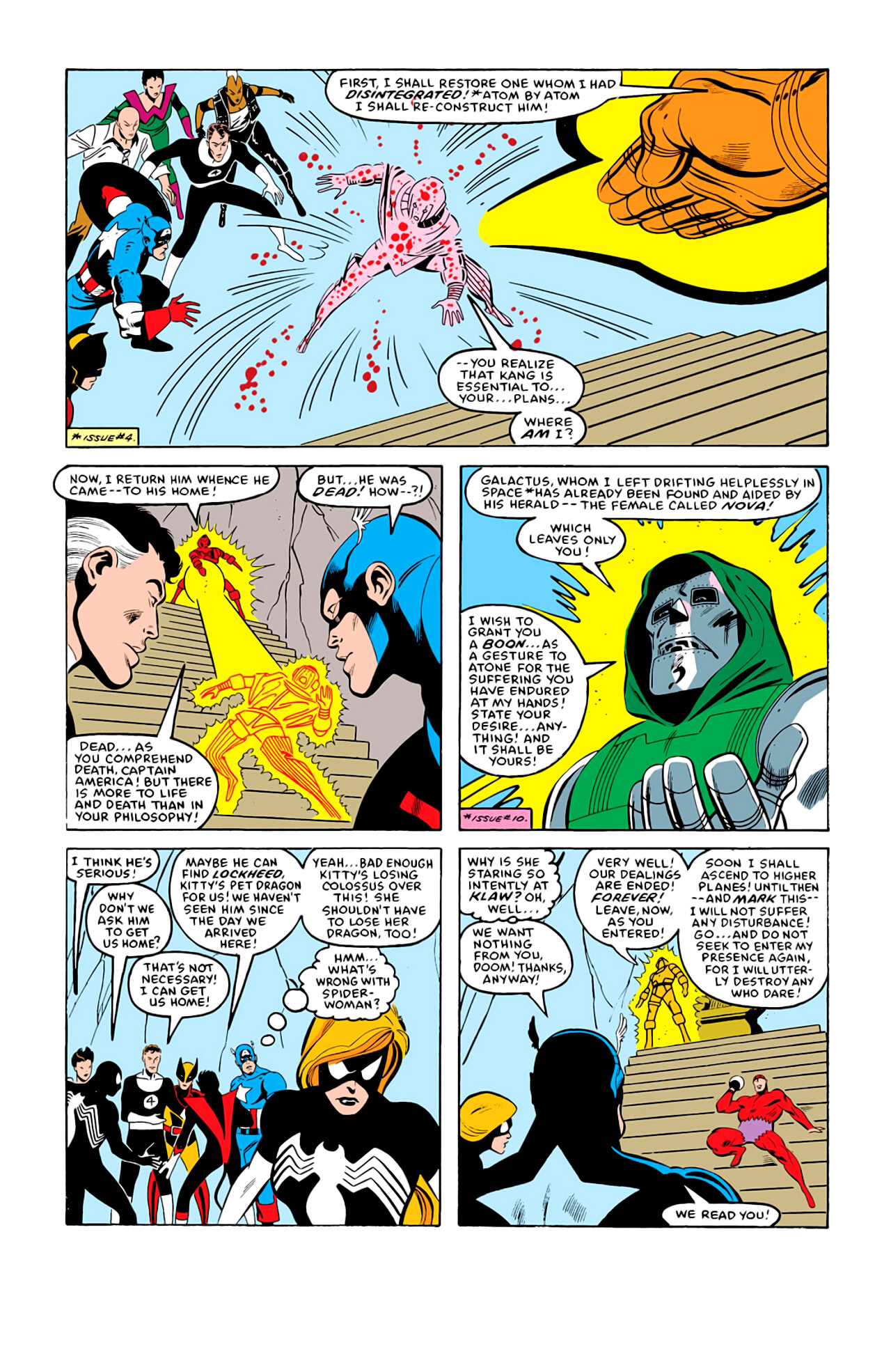 Captain America (1968) Issue #292l #219 - English 19