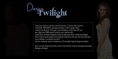 Design Twilight - Hiatus