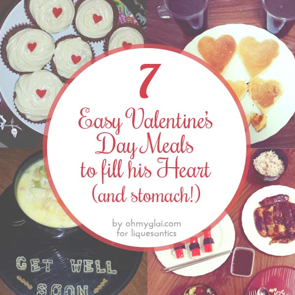 Liques antics guest post 7 easy valentines day meals to fill guest post 7 easy valentines day meals to fill his heart and stomach forumfinder Choice Image