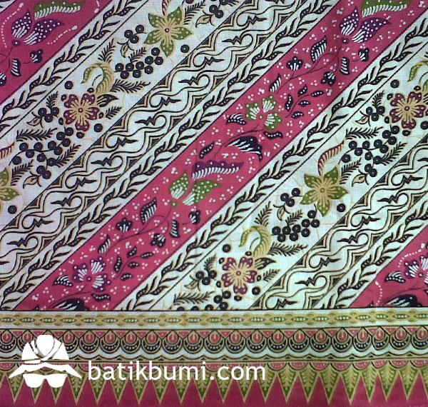Koleksi kain batikbumi