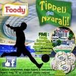 FoodyProducts nyereményjáték