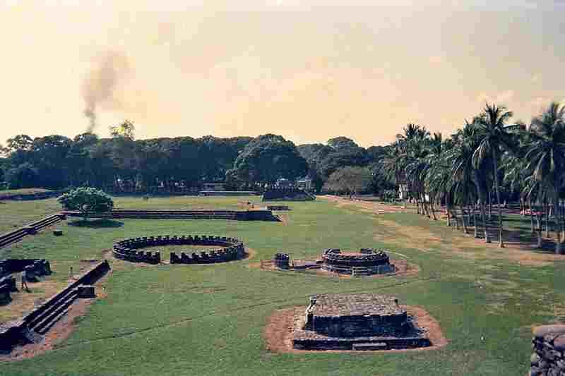 ruinas arqueológicas totonacas