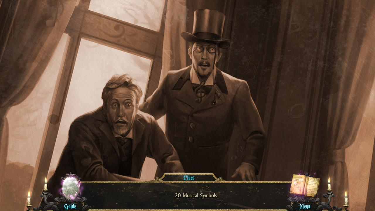 Mystery legends 2 the phantom of the opera hidden object games