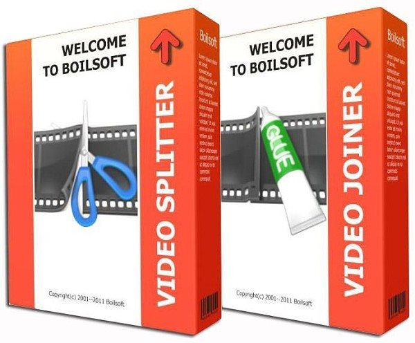 Boilsoft Video Joiner and Splitter v7.02.2 portable