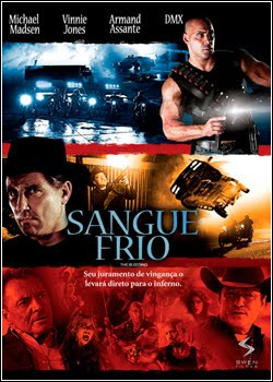 Sangue Frio - Dual Audio DVDRip