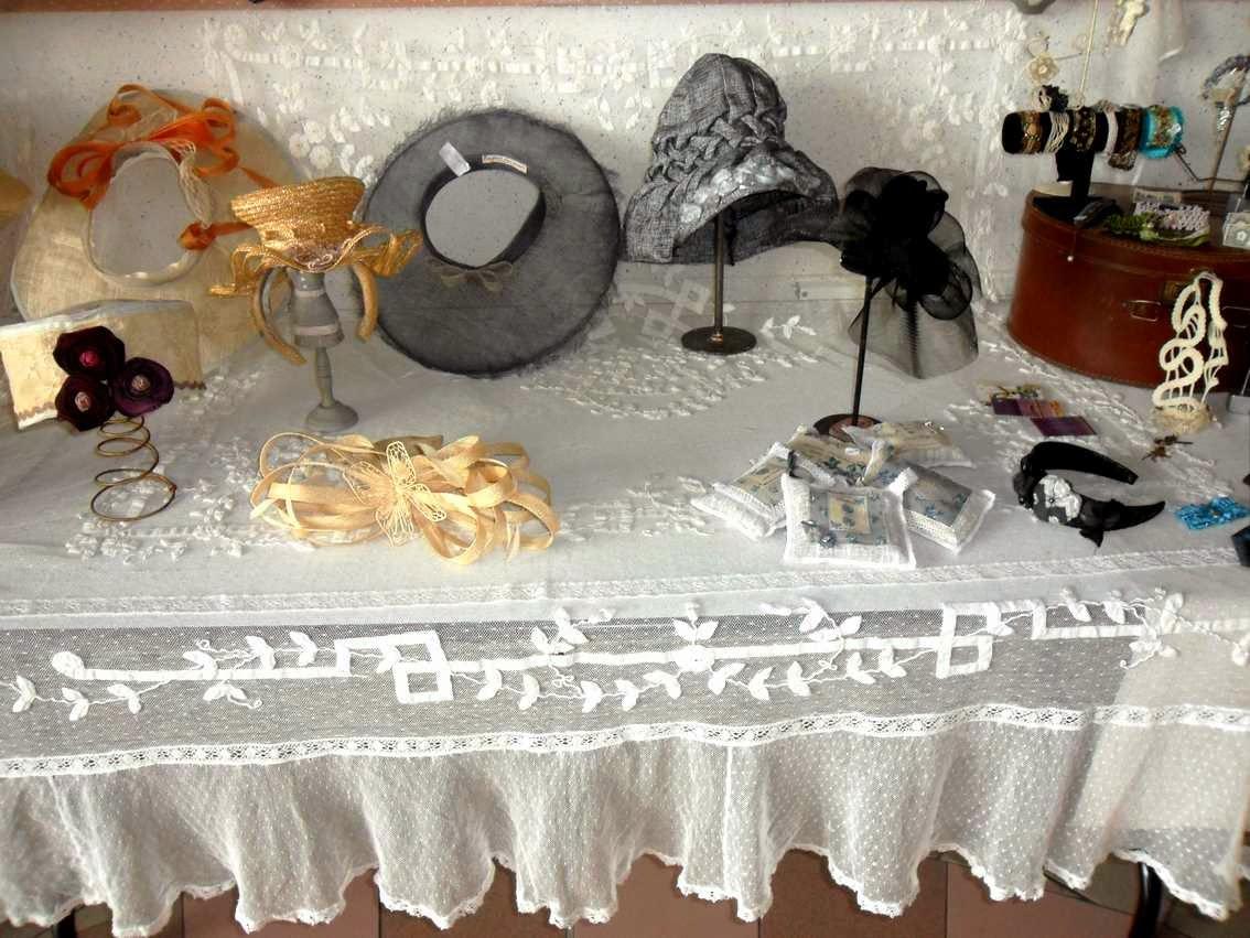 Salon des createurs du textile cecile dieumegard for Salon du textile