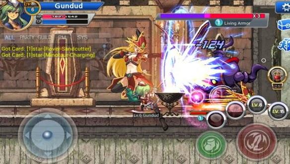 Soul Guardians: Age of Midgard APK v1.1.9 Mod