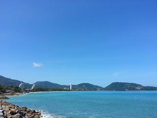 Patong Bay Phuket