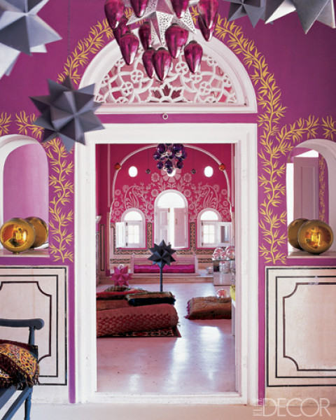 Loveisspeed house tour a colorful jaipur home for Home decor jaipur