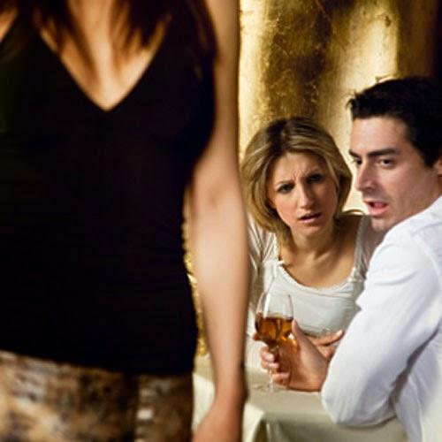 gelozia si masajul erotic