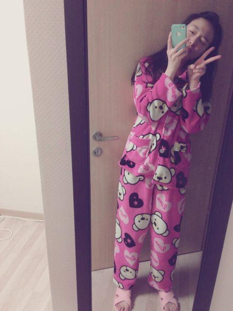 Minah Girls Day with Pajama