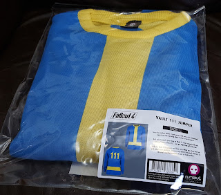 Fallout 4 Jumper from Numskull Review