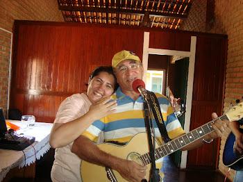Paulo Roberto e Esposa