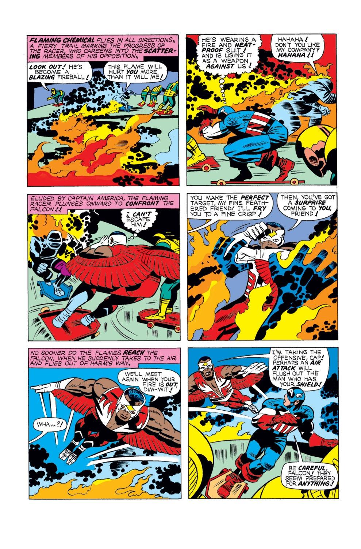 Captain America (1968) Issue #196 #110 - English 11