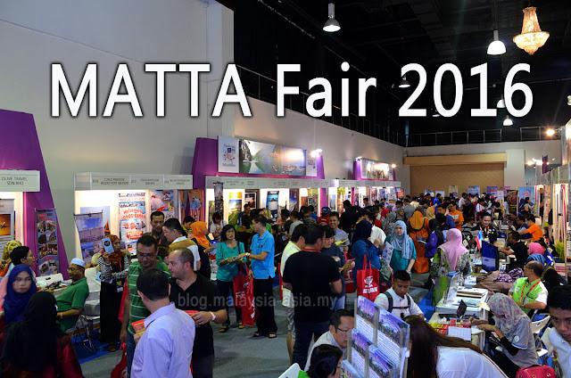 MATTA Fair 2016 Promotions