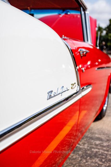 Kool Deadwood Nites 2015 - 1955 Chevrolet BelAir 2 door hardtop