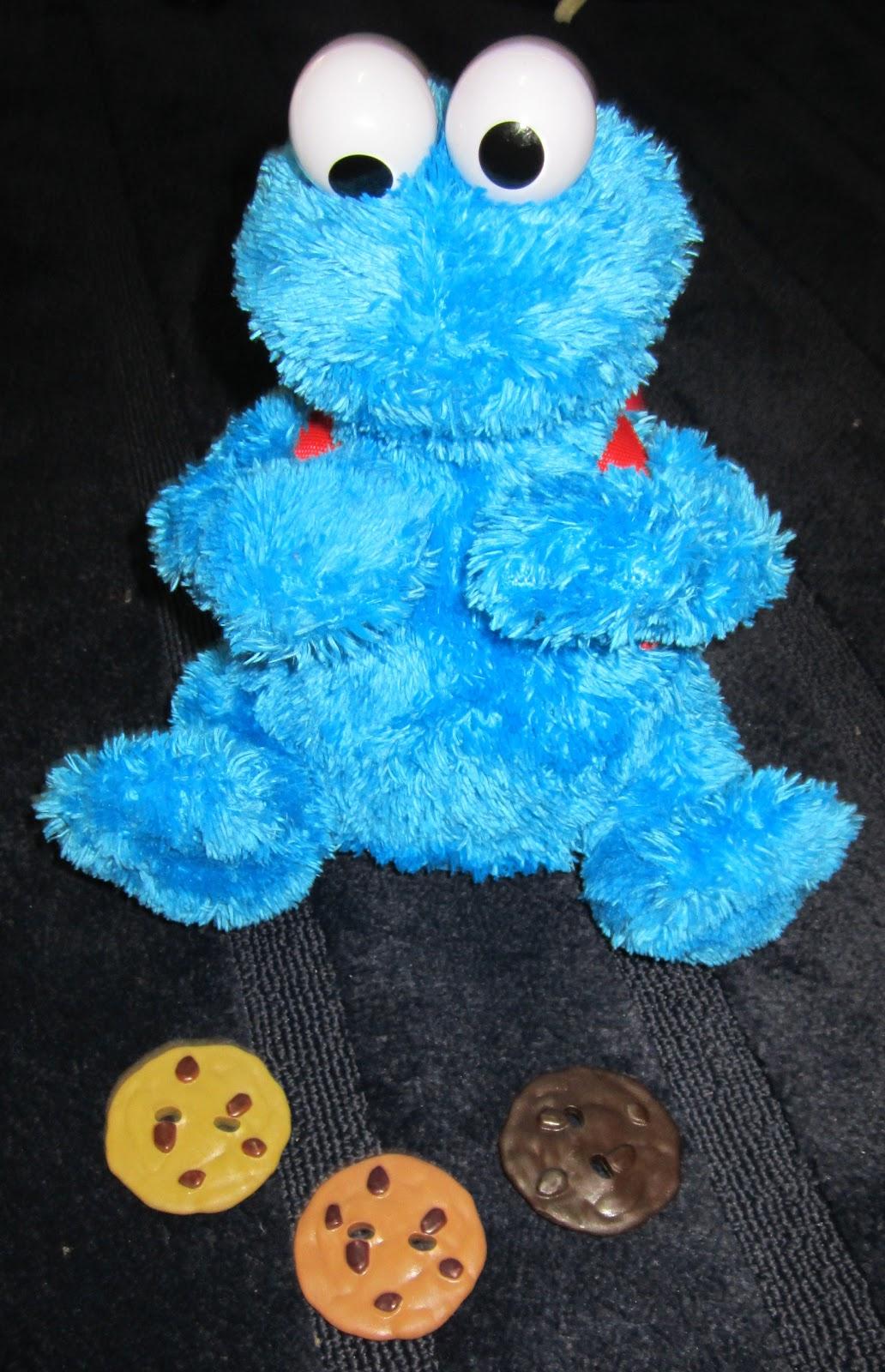 Cookie Monster Gangster Kid 54344 Usbdata